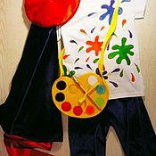 Одежда ручной работы. Ярмарка Мастеров - ручная работа Костюм Художника детский карнавальный новогодний. Handmade.