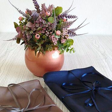 Для дома и интерьера ручной работы. Ярмарка Мастеров - ручная работа Постельное белье из тенселя наволочки. Handmade.