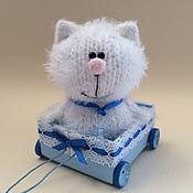handmade. Livemaster - original item Baby Kitty.. Handmade.
