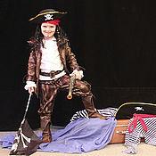 """Работы для детей, ручной работы. Ярмарка Мастеров - ручная работа Карнавальный костюм """"Пират"""". Handmade."""