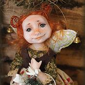 Куклы и игрушки ручной работы. Ярмарка Мастеров - ручная работа Подснежка. Handmade.