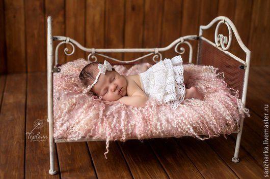Для новорожденных, ручной работы. Ярмарка Мастеров - ручная работа. Купить Валяные коврики, реквизит для фотосессии. Handmade. Коврик для детской