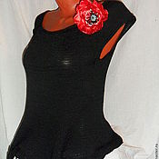 Одежда handmade. Livemaster - original item Universal top. Handmade.