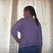 Одежда ручной работы. Ярмарка Мастеров - ручная работа Кофточка вязаная. Handmade.