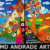 Андраде Мария современное искусство (mdandradeart) - Ярмарка Мастеров - ручная работа, handmade
