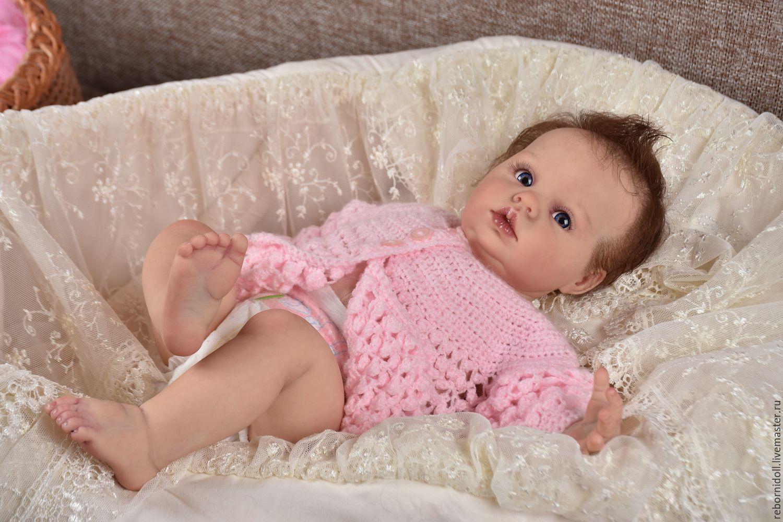 b8b23b94014f Baby Dolls   Reborn Toys handmade. Livemaster - handmade. Buy Doll reborn  Anelka girl ...