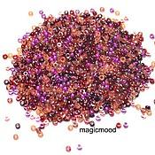 Материалы для творчества handmade. Livemaster - original item 10g Miyuki 15/0 MIX 18 vineyard Japanese seed beads Miyuki round mix. Handmade.