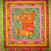 Для дома и интерьера handmade. Livemaster - original item Baby quilt
