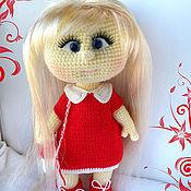 Куклы и игрушки ручной работы. Ярмарка Мастеров - ручная работа Малышка Дианочка. Handmade.