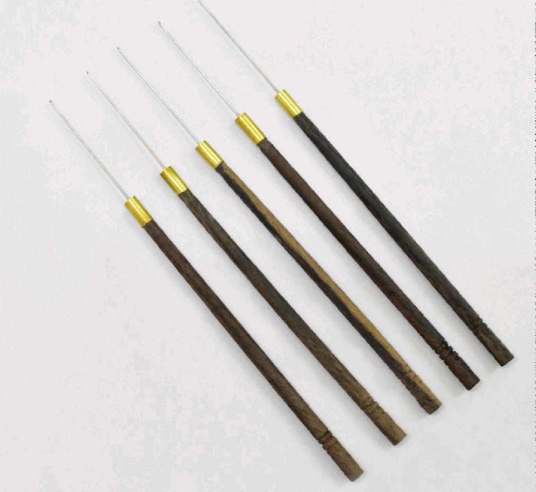 Индийский крючок размер В, Инструменты для вышивки, Санкт-Петербург,  Фото №1