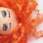 Куклы и игрушки ручной работы. Ярмарка Мастеров - ручная работа осень она такая..авторская кукла. Handmade.