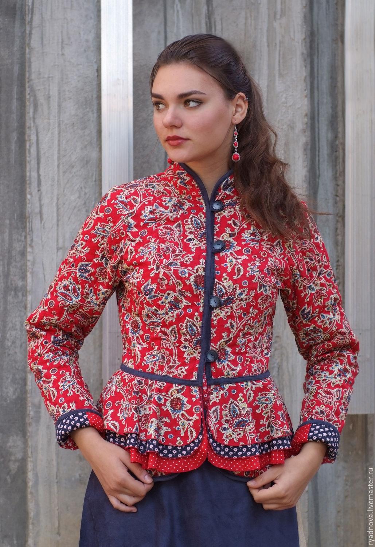 поблагодарили редакцию куртки в русском стиле фото отличной