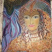 Картины и панно ручной работы. Ярмарка Мастеров - ручная работа Восточная Дива. Handmade.