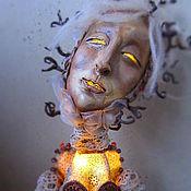 Куклы и игрушки ручной работы. Ярмарка Мастеров - ручная работа Просветление/ Light inside. Handmade.