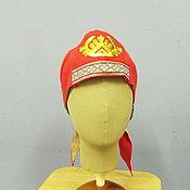 Русский стиль ручной работы. Ярмарка Мастеров - ручная работа головные уборы. Handmade.