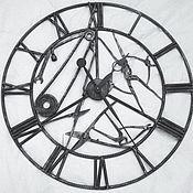 """Для дома и интерьера ручной работы. Ярмарка Мастеров - ручная работа Часы """" Мужские"""" Скидка 20%. Handmade."""