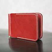 Сумки и аксессуары handmade. Livemaster - original item Wallet with clip Avancorpo. Handmade.