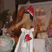 Куклы Тильда ручной работы. Ярмарка Мастеров - ручная работа Пиноккио Tilda new collection. Handmade.