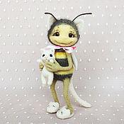 Куклы и игрушки ручной работы. Ярмарка Мастеров - ручная работа Про любовь к кошкам. Handmade.