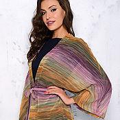Одежда handmade. Livemaster - original item Cardigan-kimono made of Missoni fabric. Handmade.