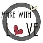 Make With Love - Ярмарка Мастеров - ручная работа, handmade