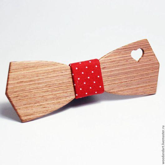 Галстуки, бабочки ручной работы. Ярмарка Мастеров - ручная работа. Купить Деревянная галстук- бабочка. Handmade. Разноцветный, розовое дерево