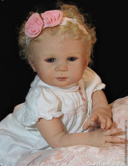 Куклы и игрушки ручной работы. Ярмарка Мастеров - ручная работа. Купить Viola by Sandy Faber. Handmade. Бежевый
