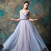 """Одежда ручной работы. Ярмарка Мастеров - ручная работа """"Адель"""" вечернее платье. Handmade."""