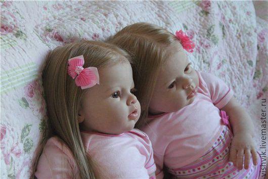 Куклы-младенцы и reborn ручной работы. Ярмарка Мастеров - ручная работа. Купить Аришки сестренки реборн. Handmade. Кукла реборн