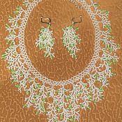 Украшения ручной работы. Ярмарка Мастеров - ручная работа Коралловые веточки. Handmade.