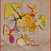 Для дома и интерьера ручной работы. Ярмарка Мастеров - ручная работа Детское время. Handmade.