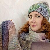 Аксессуары handmade. Livemaster - original item Knitted and woven sets. Handmade.