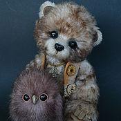 """Куклы и игрушки ручной работы. Ярмарка Мастеров - ручная работа """"Финн и Чифи"""".. Handmade."""