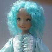 """Куклы и игрушки ручной работы. Ярмарка Мастеров - ручная работа """"Мальвина"""". Handmade."""