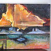 Картины и панно ручной работы. Ярмарка Мастеров - ручная работа Стихия. Handmade.