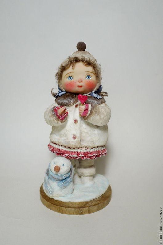 Коллекционные куклы ручной работы. Ярмарка Мастеров - ручная работа. Купить авторская кукла Улечка. Handmade. Авторская кукла купить