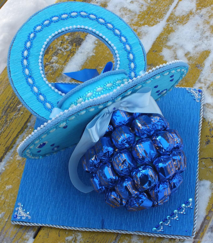 Соска-пустышка для новорожденного, Букеты, Москва, Фото №1
