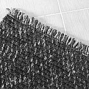 """Для дома и интерьера ручной работы. Ярмарка Мастеров - ручная работа вязаный коврик """"Шкура Дракона"""". Handmade."""