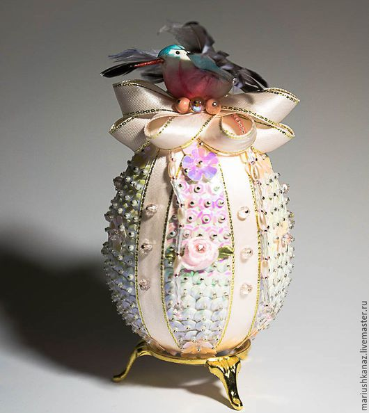 Пасхальное яйцо `Диво Дивное`