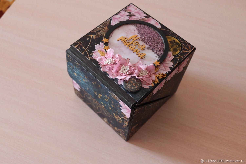 """Альбом-куб """"Моя тайна"""", Фотоальбомы, Надым,  Фото №1"""