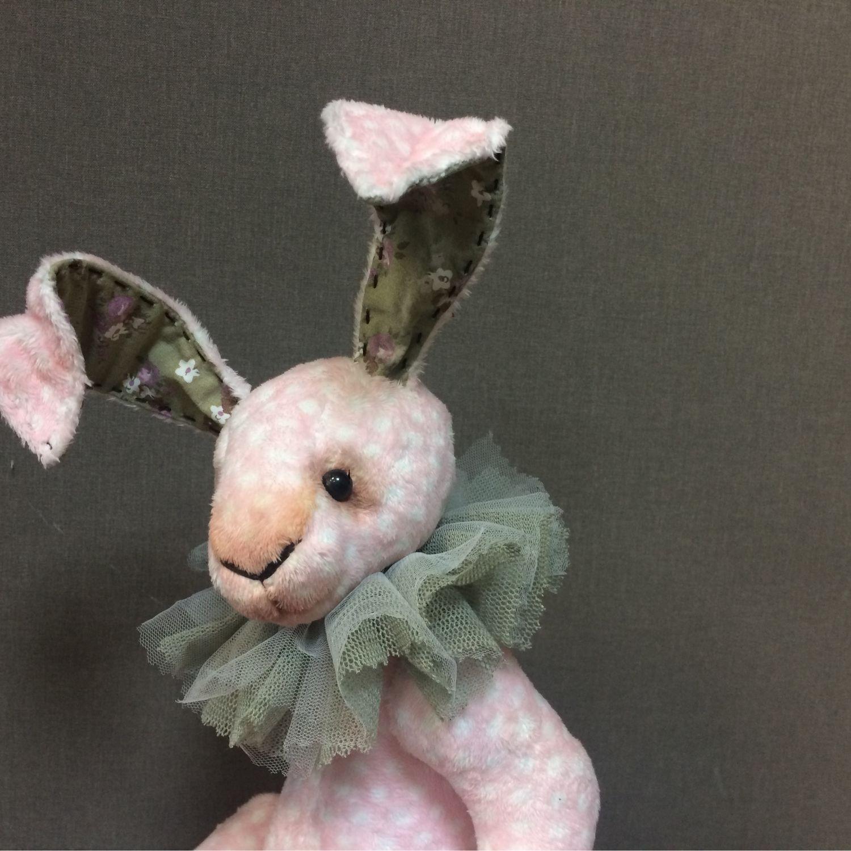 Велюровые зайцы, Мягкие игрушки, Железногорск,  Фото №1