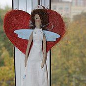 """Куклы и игрушки ручной работы. Ярмарка Мастеров - ручная работа Кукла Тильды """"Ангел Здоровья"""". Handmade."""