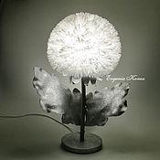 Для дома и интерьера handmade. Livemaster - original item Table lamp / bedside