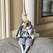 Куклы и игрушки handmade. Livemaster - original item Santa Tilde. Handmade.