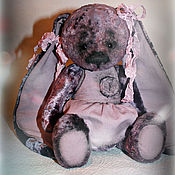 """Куклы и игрушки ручной работы. Ярмарка Мастеров - ручная работа зайка """"Violetta"""". Handmade."""