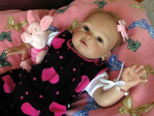 Куклы-младенцы и reborn ручной работы. Ярмарка Мастеров - ручная работа. Купить Кукла реборн  Валентина. Handmade. Куклы и игрушки