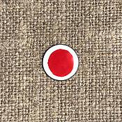 Материалы для творчества handmade. Livemaster - original item Overglaze paint SHINCERAMIC No. №3130 Red. Handmade.