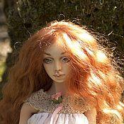 Куклы и игрушки ручной работы. Ярмарка Мастеров - ручная работа Адель, шарнирная кукла. Handmade.