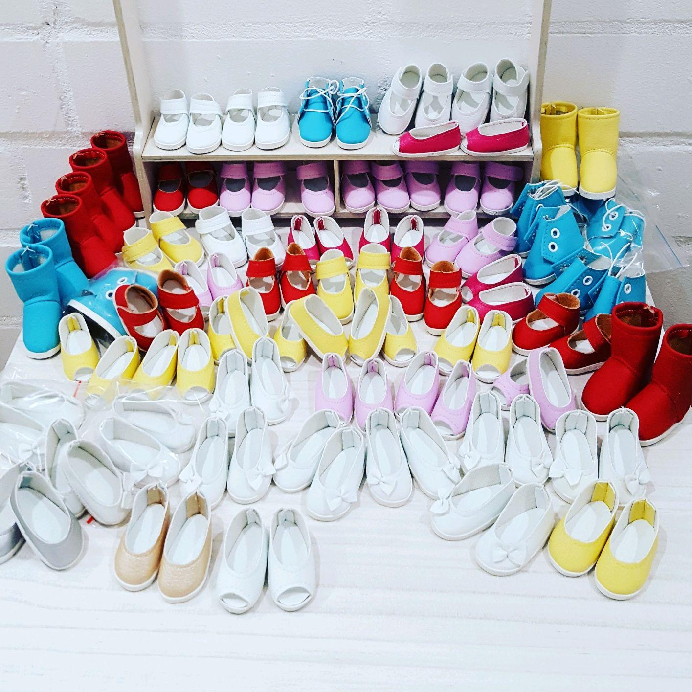 bfde7af73ce5 Одежда для кукол ручной работы. Ярмарка Мастеров - ручная работа. Купить  Обувь для кукол ...