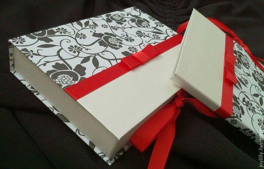 Набор 730 р. Коробка с откидной крышкой для фотографий 10х15 см- 480 р. Коробка- книжка для 1 диска с креплением- 300 р.
